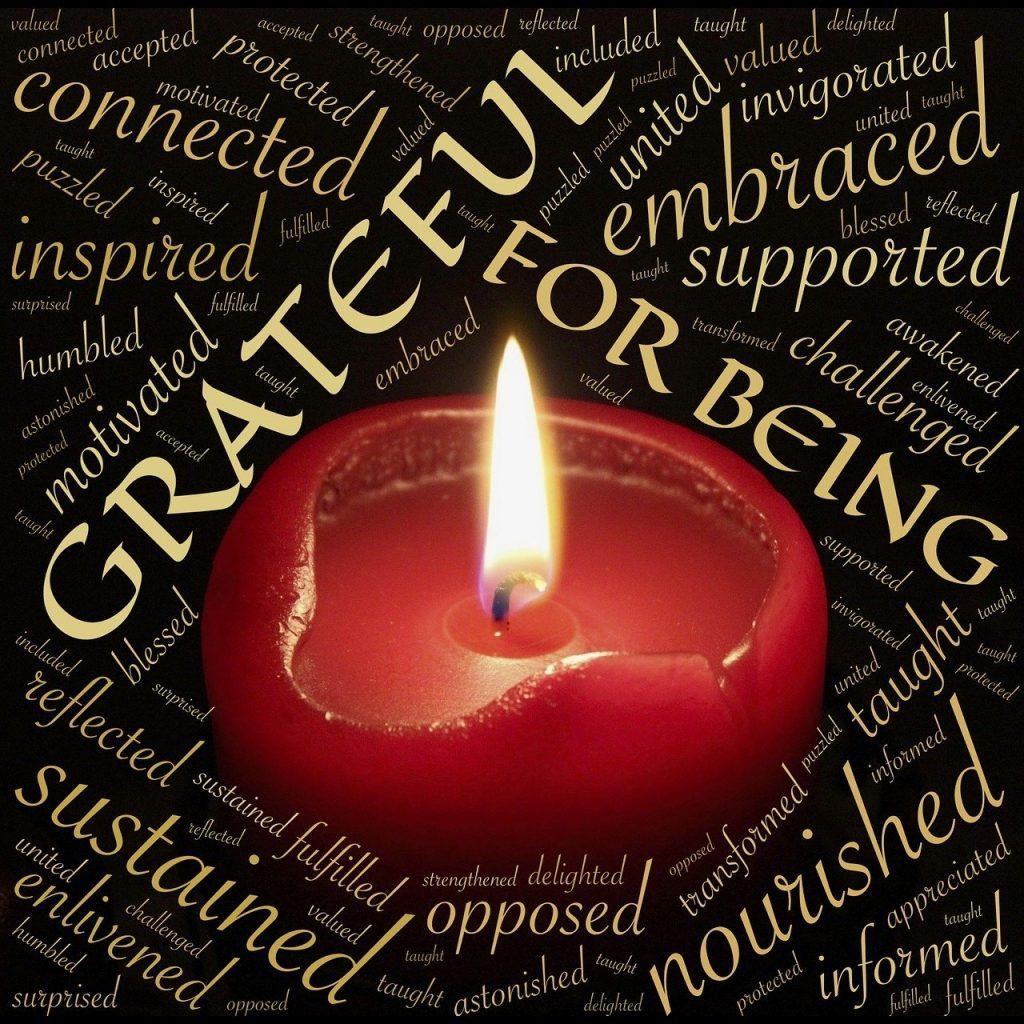 grateful, gratitude, thanks